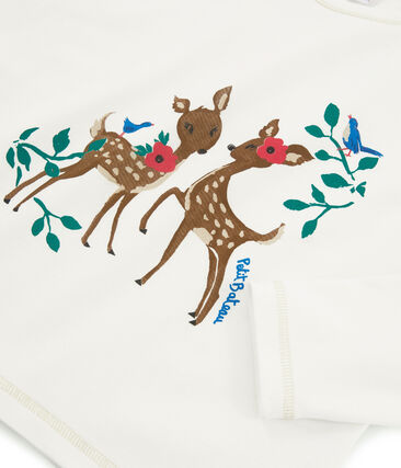 Girls' Screen Printed T-Shirt