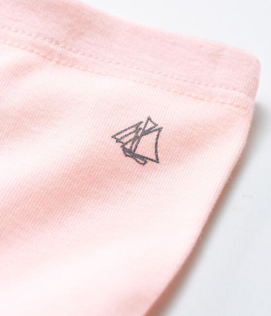 Baby Girls' Leggings Fleur pink