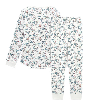 Girls' Pyjamas in Cotton