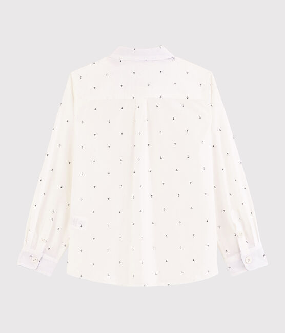 Boys' Printed Shirt COQUILLE/MAKI
