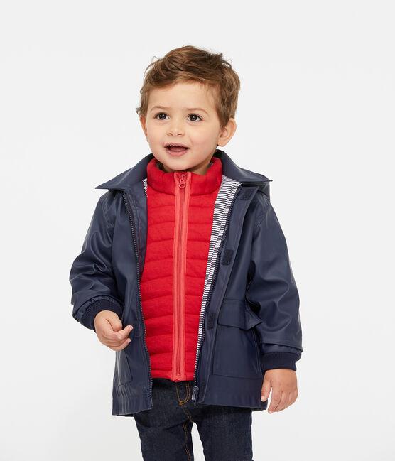 Baby Boys' Sleeveless Jacket Terkuit red