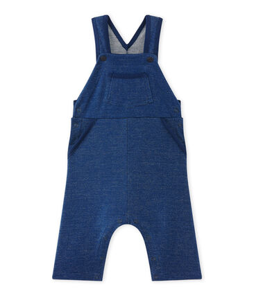 Baby boy's long overalls
