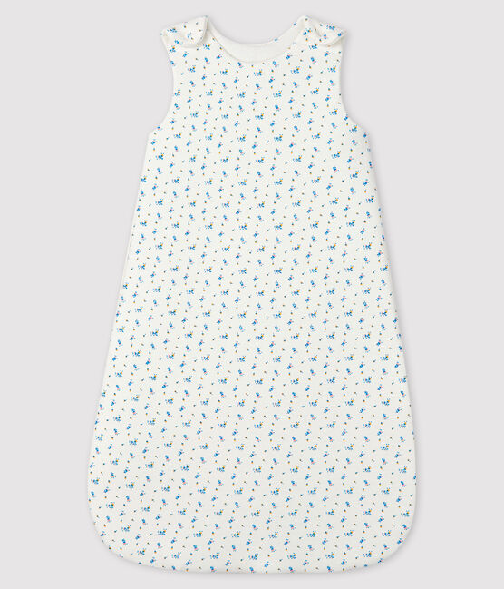 Babies' Rib Knit Sleeping Bag Marshmallow white / Multico white