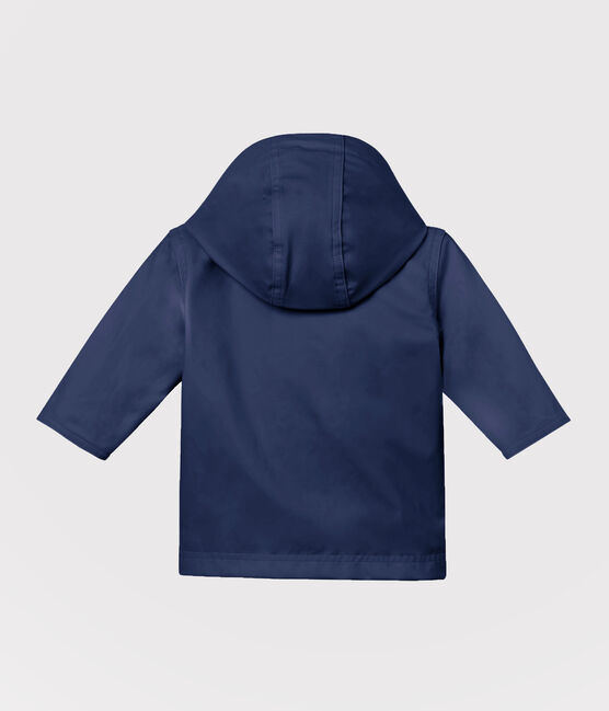 Unisex Iconic Raincoat Smoking blue