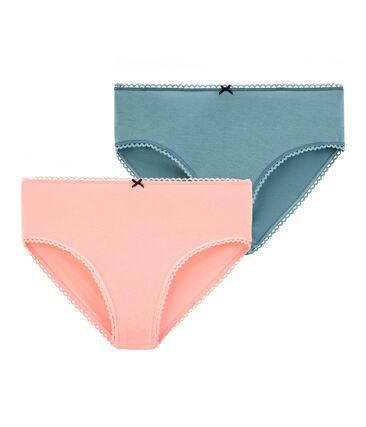 Set of 2 women's high-rise pants
