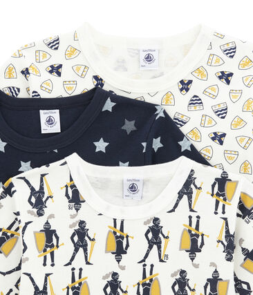 Little boy's short sleeved tee-shirttrio . set
