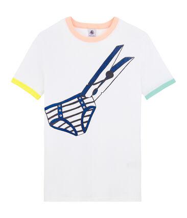Women's Iconic T-Shirt Ecume white
