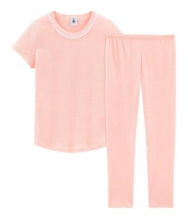 Girls' Short-sleeved Pyjamas