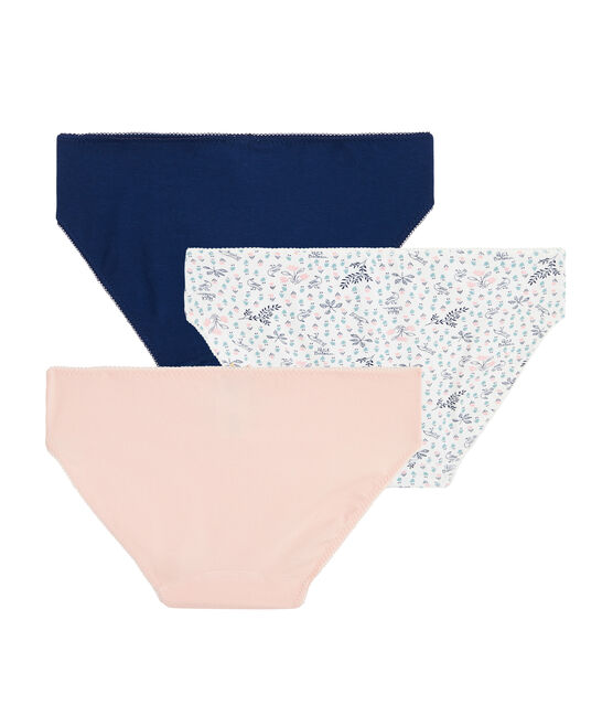 Girls' Briefs - 3-Piece Set . set
