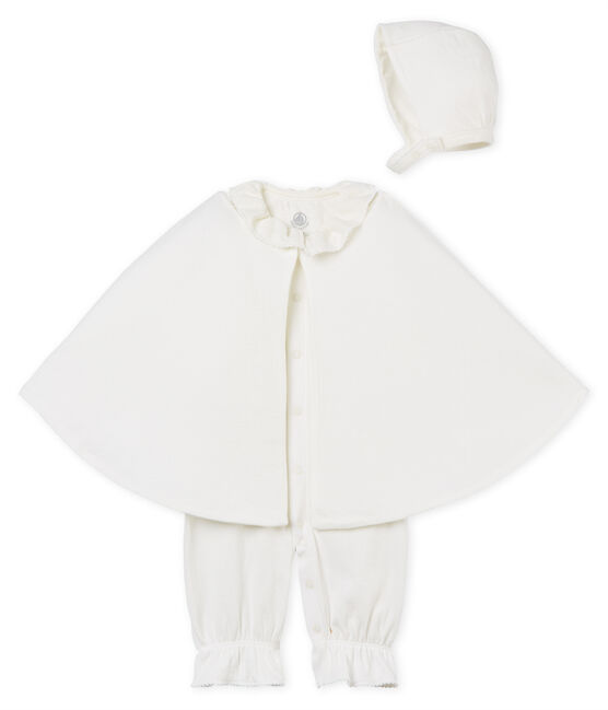 Babies' Tube Knit Clothing - 3-Piece Set . set