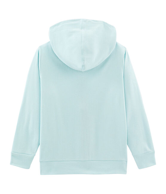 Boy's Sweatshirt Crystal blue