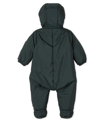 Unisex Babies' Snowsuit Sherwood green