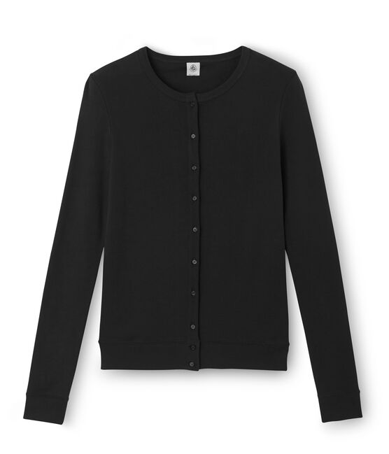 Women's Cardigan Noir black