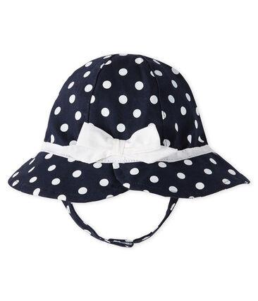 Baby Girls' Spotted Floppy Hat
