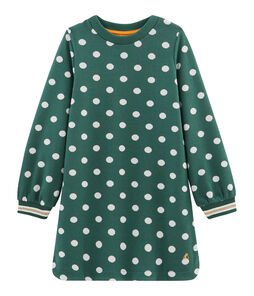 Girls' Print Dress