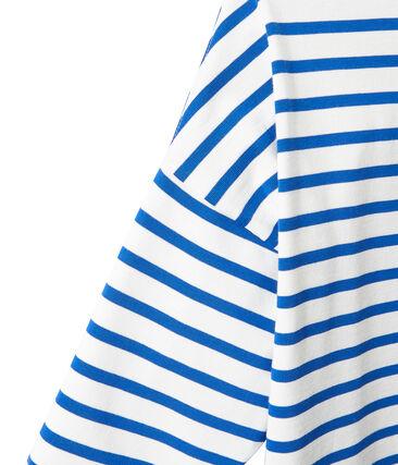 Women's nautical striped dress