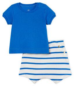 Baby boys' striped clothing - 2-piece set