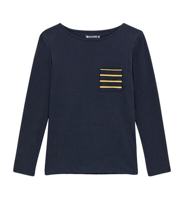women's long sleeved tee-shirt