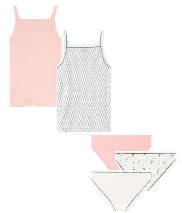 Set of underwear for girl
