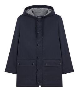 Unisex Raincoat Smoking blue