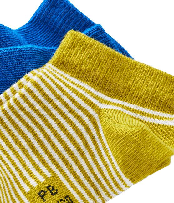 Pack of 2 Pairs of Boys' Socks . set