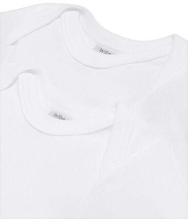 Unisex Babies' Long-Sleeved Bodysuit - Set of 2