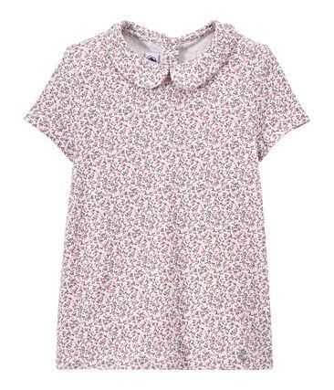 Girl's print T-shirt