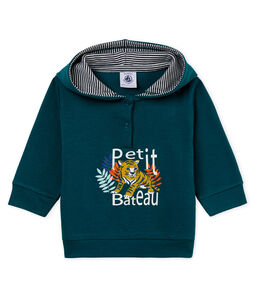 Baby boys' light hooded Sweatshirt