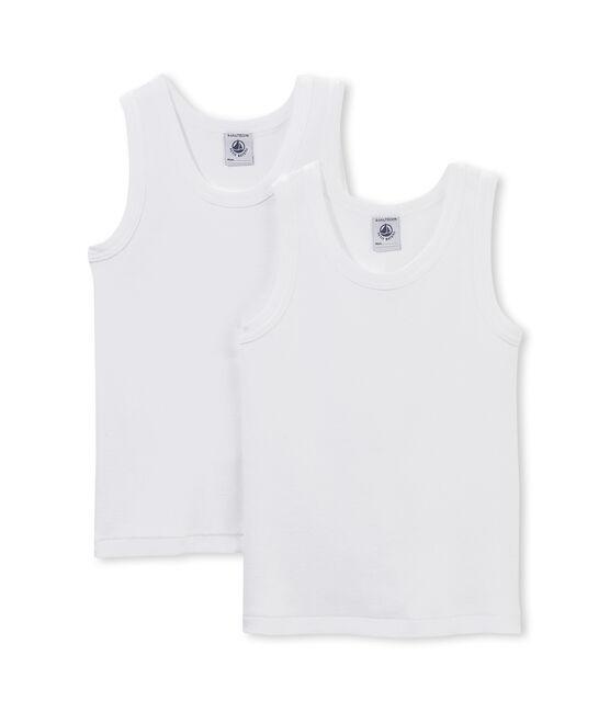 Boys' Vests - 2-Piece Set . set