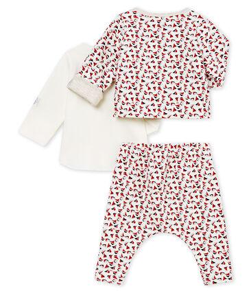 Baby boys' print clothing - 3-piece set