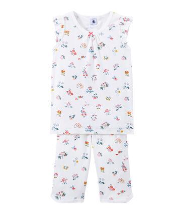 Little girl's short pyjamas