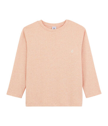 Boys' Long-Sleeved T-shirt Aster Chine pink