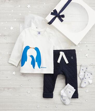 Baby boy gift box . set