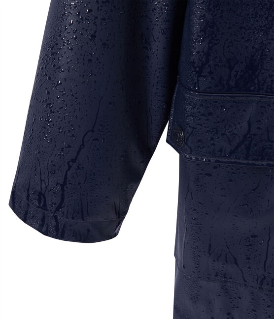 Iconic women's raincoat Smoking blue