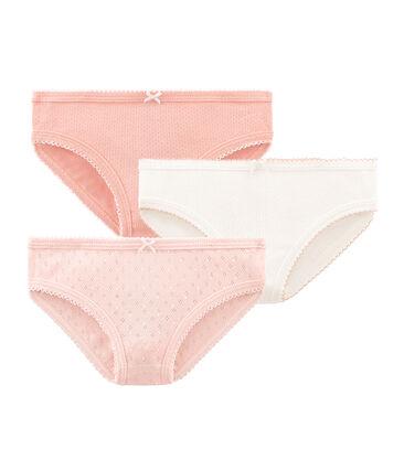 Girls' pants - Set of 3
