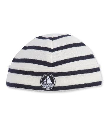 Baby boys' breton striped hat