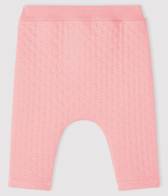 Babies' Quilted Tube Knit Leggings CHARME