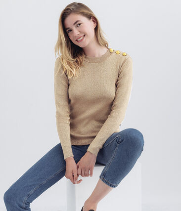 women's iconic sailor sweater