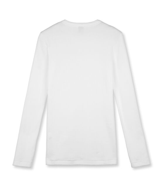 Women's Iconic T-Shirt Ecume white