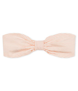 Baby girls' striped headband