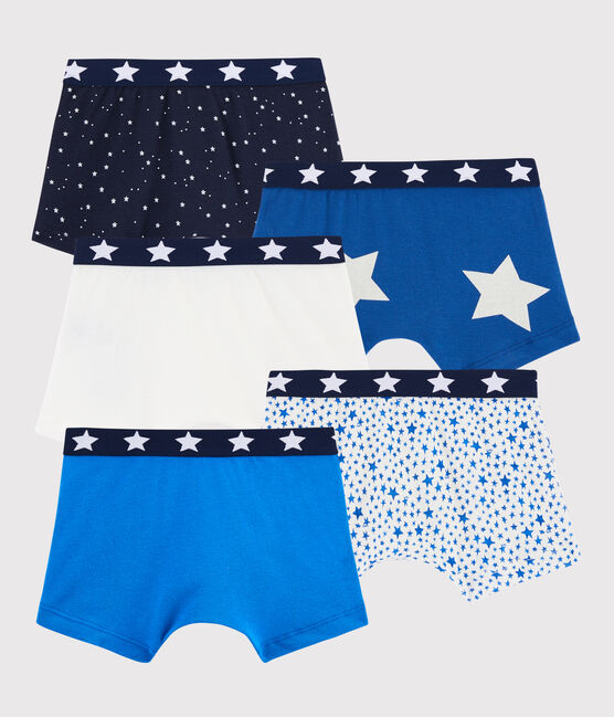 Boys' Starry Boxer Shorts - 5-Piece Set . set