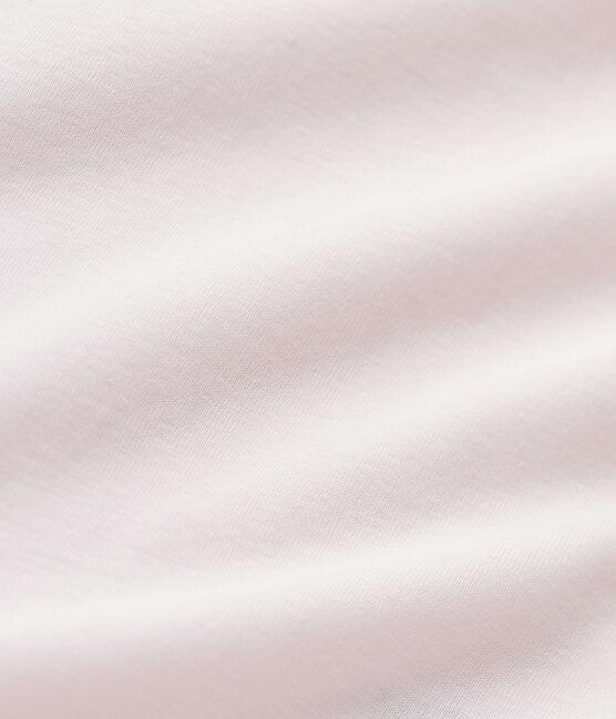 Girl's Mix & Match pyjama T-shirt Vienne pink