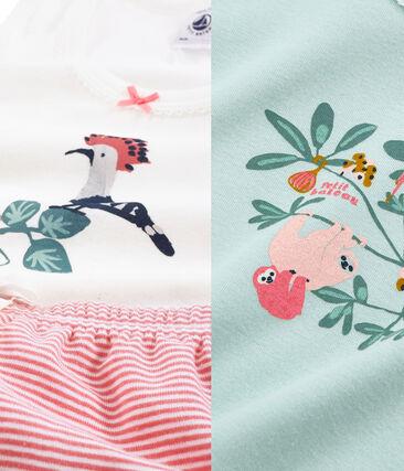 Girl' Pyjamas - Set of 2