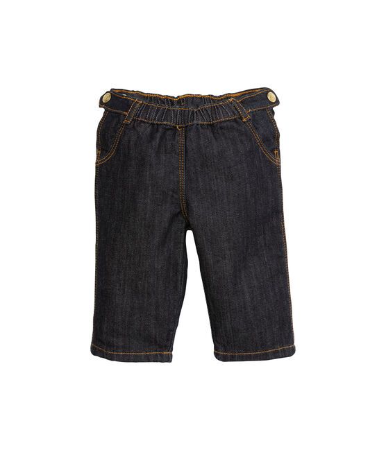 Baby girl denim trousers Jean blue