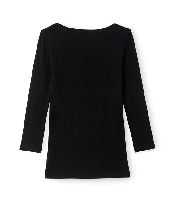 Women's Iconic T-Shirt Noir black
