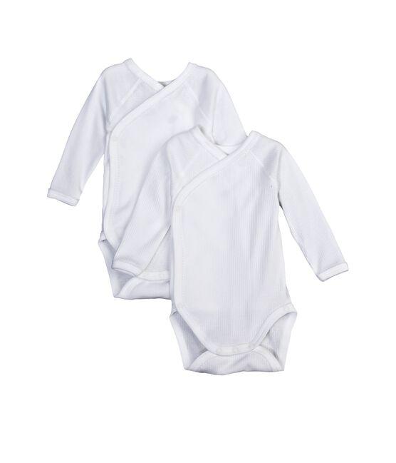 Babies' Long-Sleeved Bodysuit - 2-Piece Set . set