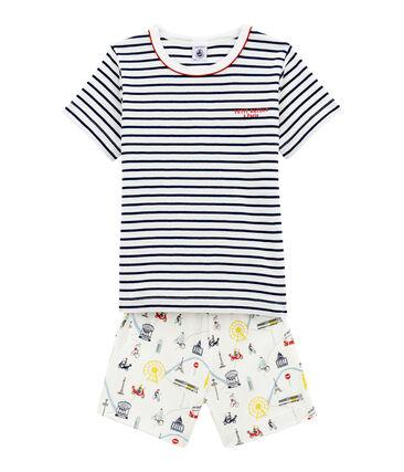Little boy's short pyjamas