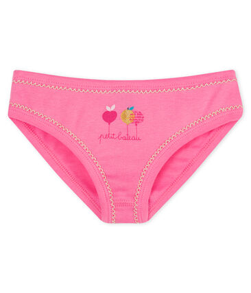 Girls' pants Gretel pink
