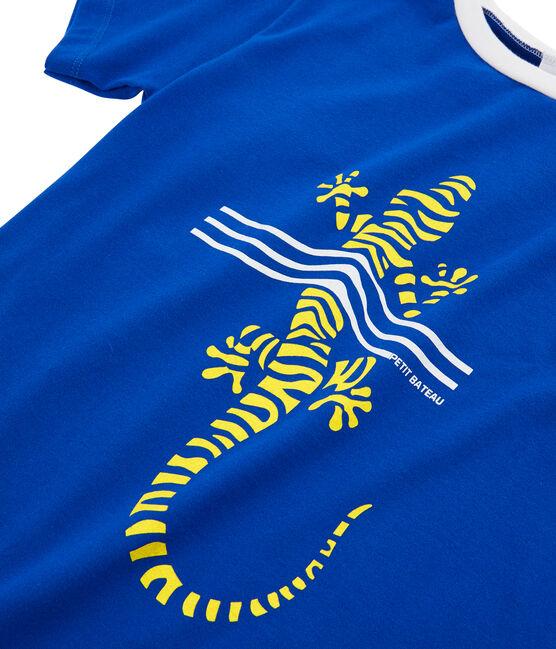 Boys' T-Shirt Surf blue