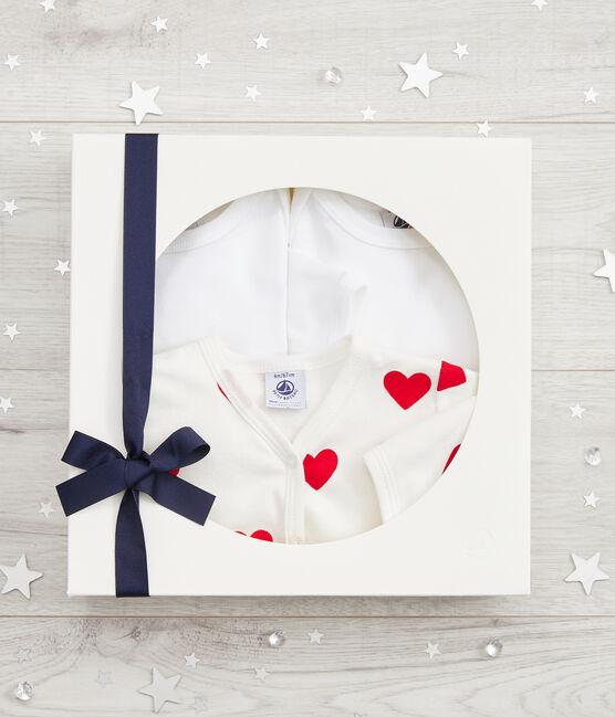 Baby girl gift box . set